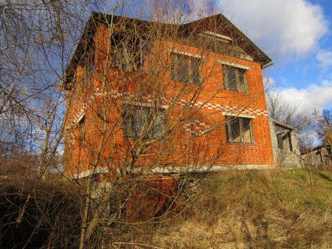 Продаю дом недострой д. Скороварово г.Алексин Тульская область