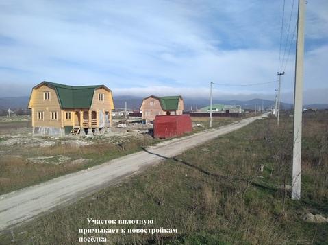 16 га в пос. Семигорский под строительство коттеджного посёлка.