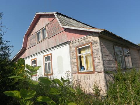 Продается двухэтажный дом в деревне Щёкотово