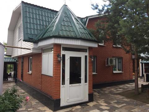 2-х эт. дом 170 кв.м. на участке 12 соток по Дмитровскому шоссе, 6 км. .