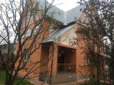Дом в Рассказовке 182 кв.м 7.5 соток