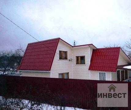 Продается 2х этажная дача 74 кв.м. на участке 8 соток