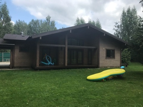 Дом на берегу р.Волга, д. Терехово.
