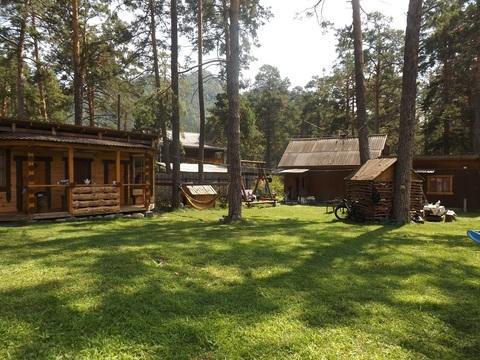 Дом в Горном Алтае