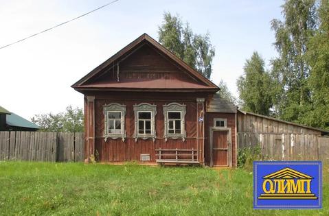 Продаю дом в д. Левенда Меленковского района