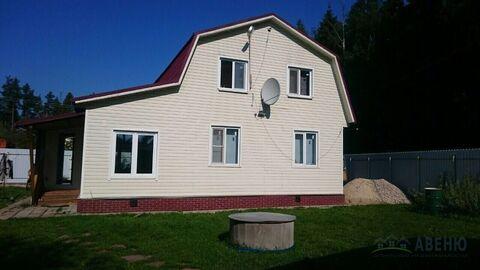 Зимний современный дом 150 кв.м, магистральный газ по границе, 6 .