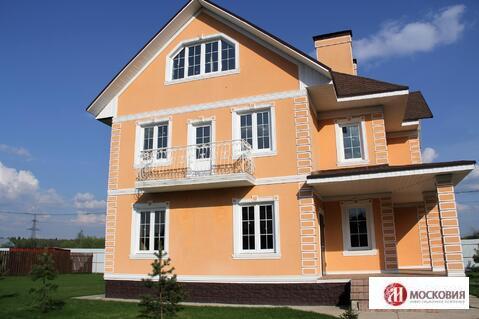 Дом 366 м2 в охраняемом кп в Новой Москве, 27 км по Калужскому шоссе