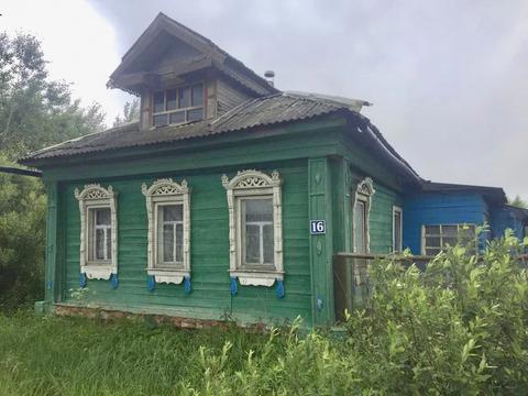 Дом 40м2 д.Слободка