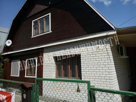 Экологически-чистый дом, 163,2 кв.м, деревянно-кирпичный, участок 14 с