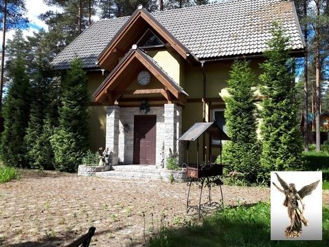 Загородный дом на изумительном участке ИЖС в пос. Вырице.
