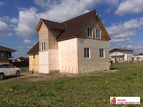 Дом в д.Кузнецово S=100 кв.м, для круглогодичного проживания