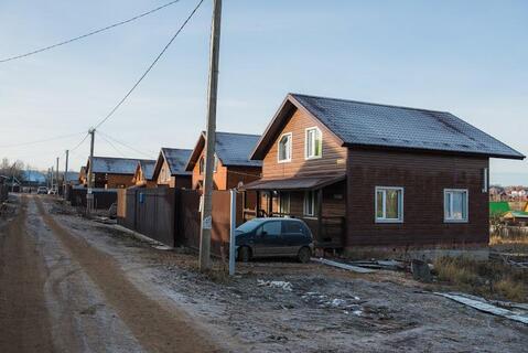 Участок в деревне Званка