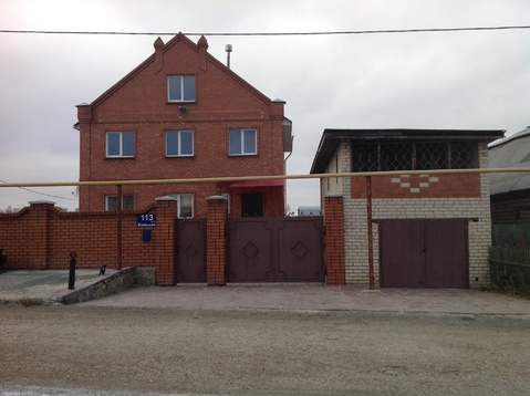 Дом для крепкой и дружной семьи 230м в с. Вознесенка Челябинской обл.