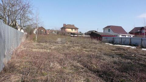 Участок 12 сот. , Можайское ш, 27 км. от МКАД.