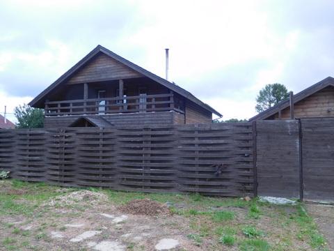 Продается дом (шале) в д. Забелино