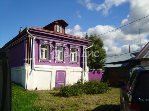 Суздальский район, село Васильково, Центральная улица, дом на продажу