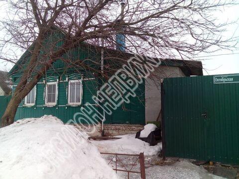 Продается 3-к Дом ул. Октябрьская