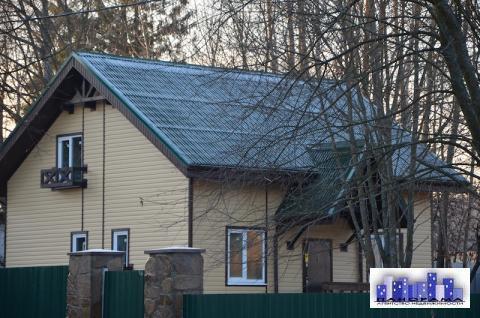 Дом 135 кв.м в д. Рахманово ИЖС участок 10 соток