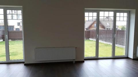 Новый дом под ключ в коттеджном поселке на Рублевке по низкой цене