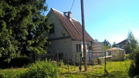 Дом из бруса 2000 г п s- 104 квм на 6 сот в снт в п рощино