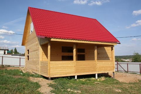 Ждп-657 Продажа недостроенного дома в д.Загорье-2