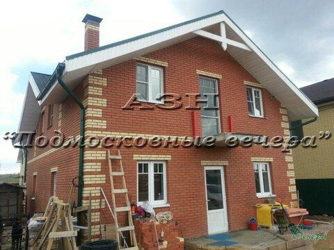Каширское ш. 17 км от МКАД, Домодедово, Коттедж 200 кв. м