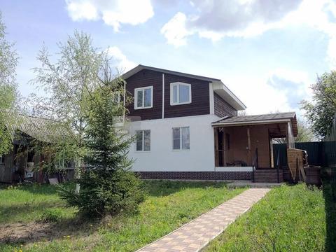 Дом 120 м2, участок 9 сот, Новорижское ш, 59 км от МКАД, Покровское. .