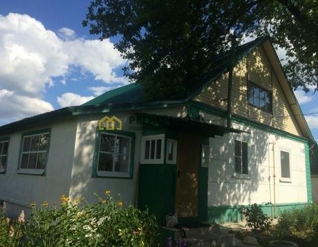 Деревенский кирпичный дом с газом, участок с садом и огородом