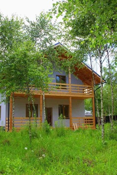 Продаётся отличный дом в д. Большое Петровское .