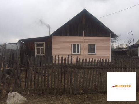 Продам дом в п. Баландино Красноармейский район