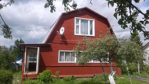 Теплый дом из бруса 55 кв.м.с печью, летняя кухня, хозблок, баня. 6 .