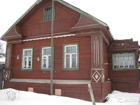 Продается дом г.Кольчугино ул.2-я Малая Лесная д.23а (Д 123)