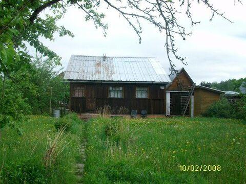 Продается дача с пропиской 70 км от МКАД, д. Бухловка