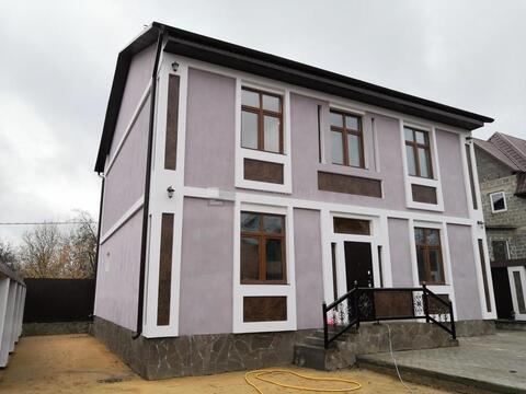 Дом 220 кв.м, Участок 4 сот. , Каширское ш, 3 км. от МКАД.
