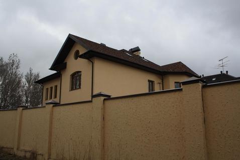 Дом 380 кв.м, Участок 10 сот. , Калужское ш, 10 км. от МКАД.