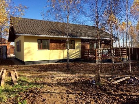 Продаётся дом в стиле Шале 110 м2
