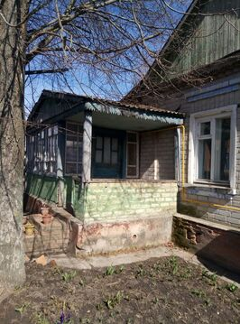 Продам дом на берегу р. Ока в с. Троица 225 км от МКАД