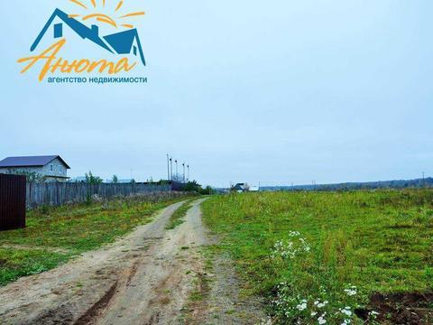 Участок 20 соток в деревне Черная Грязь, Жуковского района Калужской о