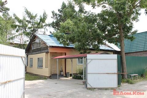 Продажа дома, Хабаровск, Сосновка село