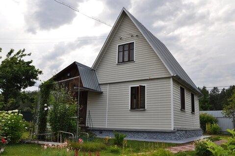Дача 55 кв.м. с гостевым домом на ухоженном участке 12 соток. Руслан-1