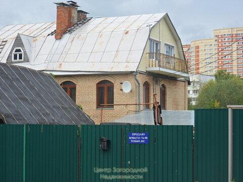 Часть дома, Ярославское ш, Щелковское ш, 20 км от МКАД, Ивантеевка, в .