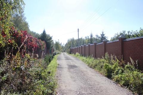 Продам участок в деревне Марфино, площадью 8 соток.