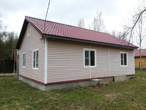 Дом 80 кв.м, Участок 12 сот. , Щелковское ш, 27 км. от МКАД.