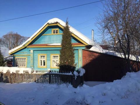 Продается Дом бревенчатый, под ИЖС, общей площадью 38 кв.м.