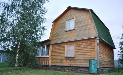 Дача из бруса 70 кв.м. на 10 сот. у леса, д.Финеево СНТ Финеево