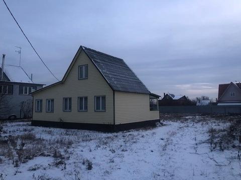 Жилой дом, 90 кв.м, г. Чехов, 47 км от МКАД.
