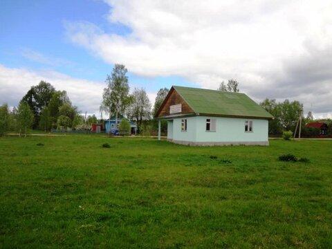 Дом 84м2 в центре деревни Устиново