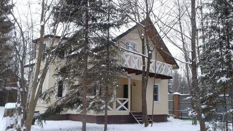 Отличный загородный дом (из бруса)150 кв.м на лесном участке 15 .