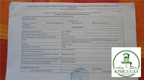 Продажа дома, Магадаево, Томский район, Ул. Кедровая