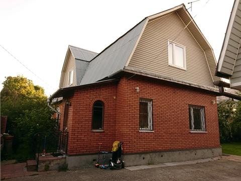 Продается дом, Подольск г, Щеглова ул, 150м2, 8 сот